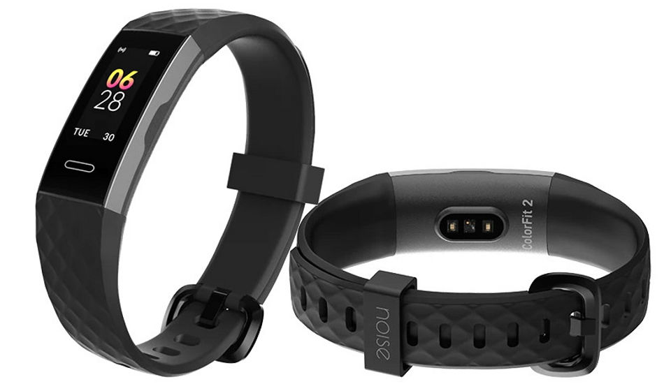 Noise ColorFIT 2 smart fitness band launched in India for Rs 1,999