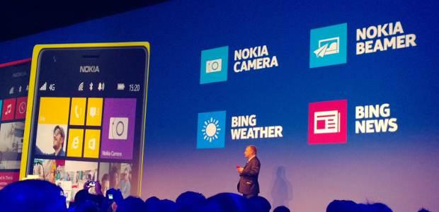 Nokia files a patent for a rotating camera phone