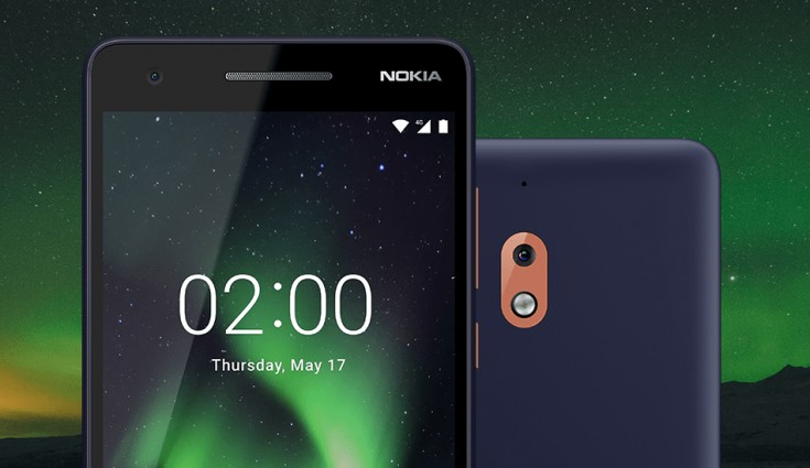 Nokia 2.1 Android 10 (Go Edition) update starts rolling out