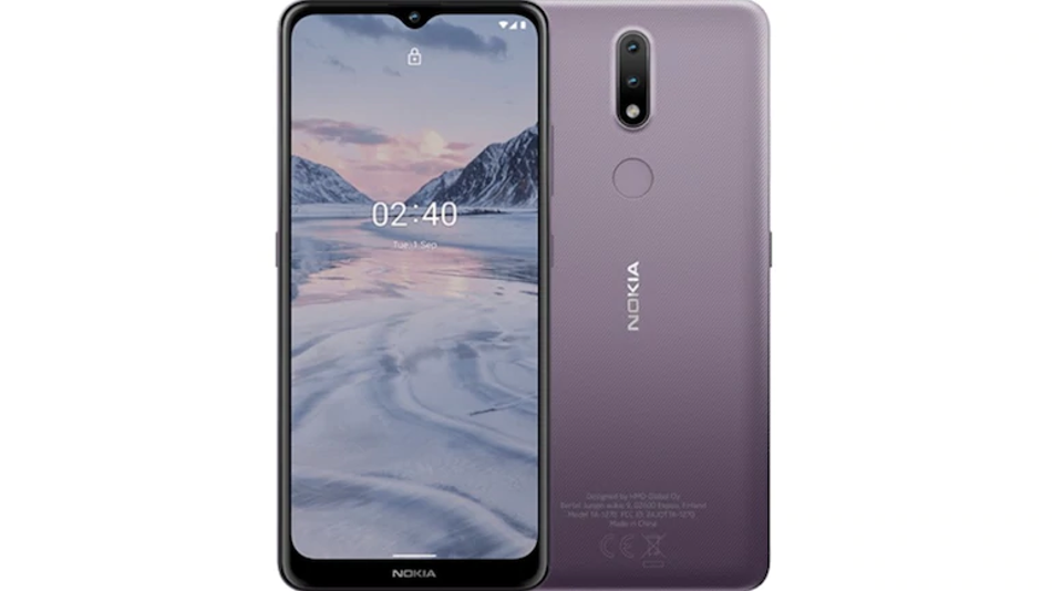 Nokia 2.4 launched in India with 6.5-inch HD+ display, Android 10 for Rs 10,399