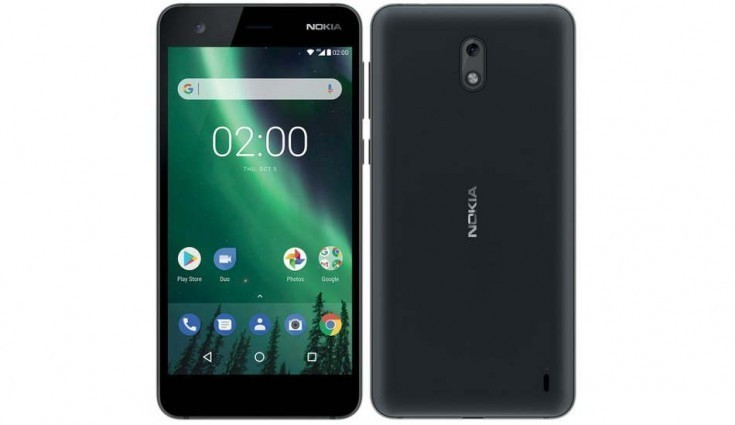Nokia 2 with 5-inch HD display, 4100mAh battery announced in India