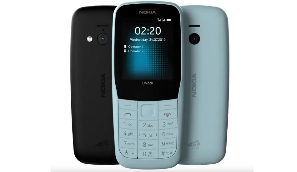 Nokia TA-1212 feature phone certified in China