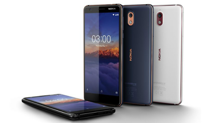 Nokia 3.1 Android One smartphone with 5.2-inch HD+ display launched in India