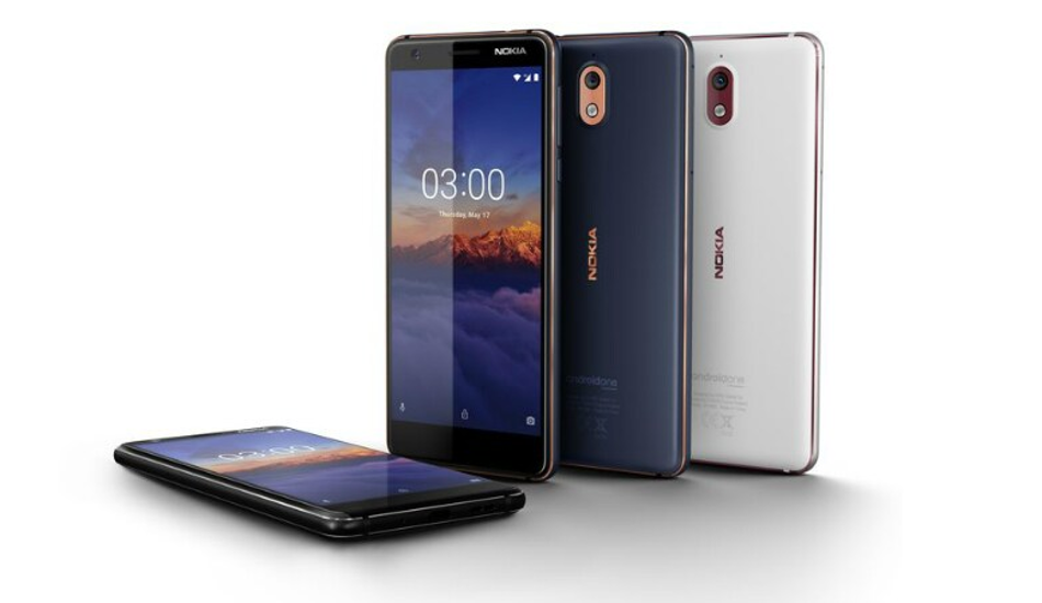 Nokia 3.1 Android 10 update starts rolling out in India