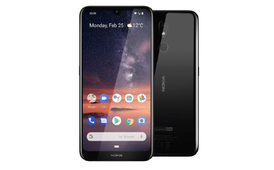 Nokia 3.2 with 6.26-inch HD+ display, 4000mAh battery launched in India