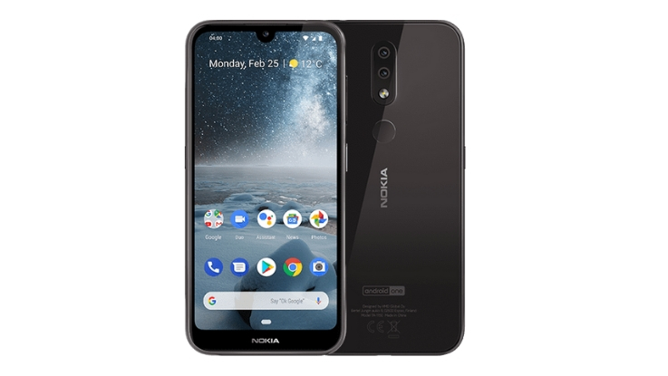 HMD Global announces Android 10 update for Nokia 4.2