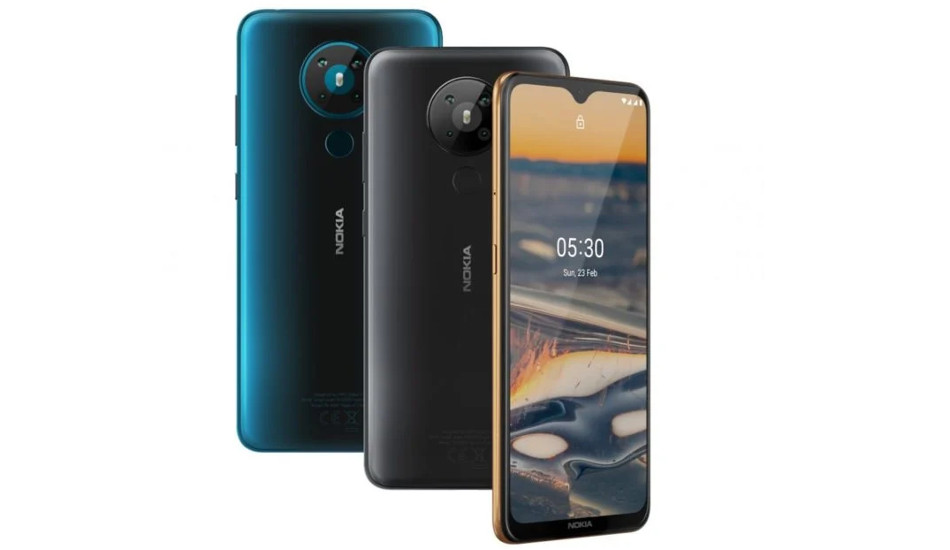 Nokia 5.4 first sale to be held today via Flipkart, Company Site