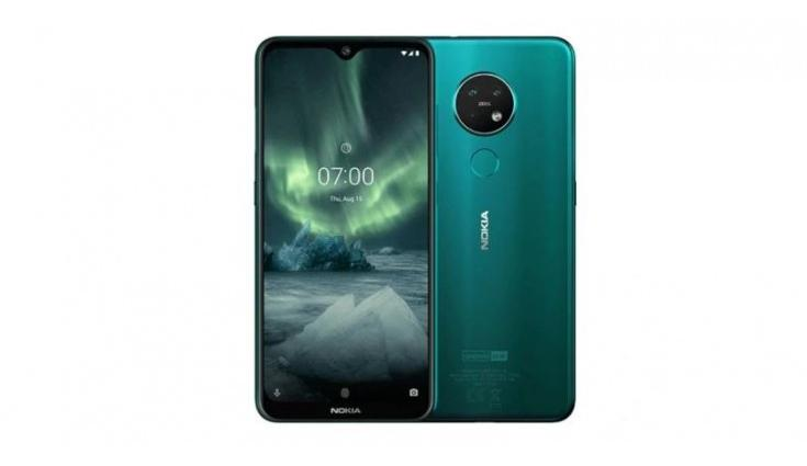 Nokia 7.2 with triple rear cameras, 20MP front camera launched in India, price starts at Rs 18,599