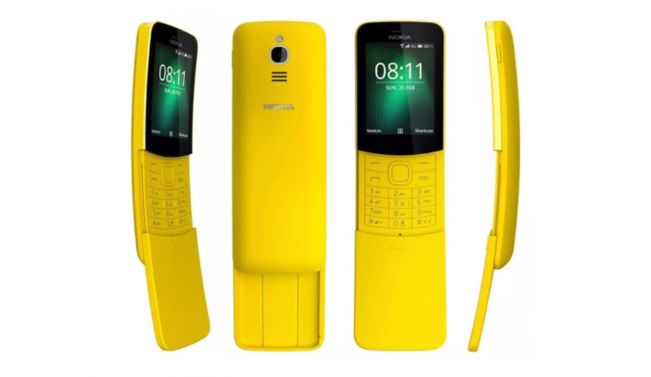 HMD Global rolling out WhatsApp support to Nokia 8110 4G