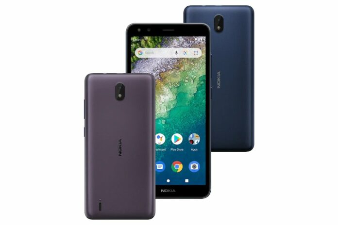 Nokia C01 Plus Android 11 Go Edition smartphone announced