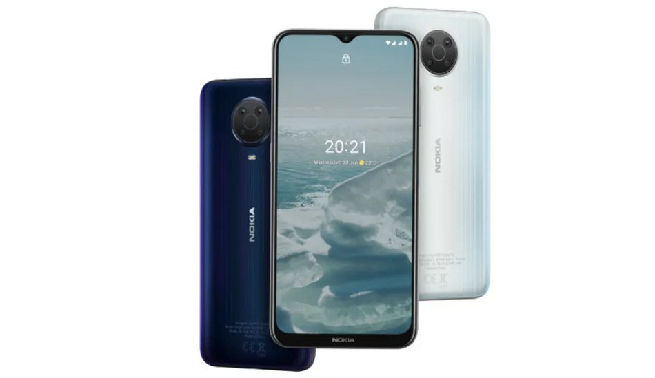 Nokia G10, G20 launch imminent in India, get BIS certification