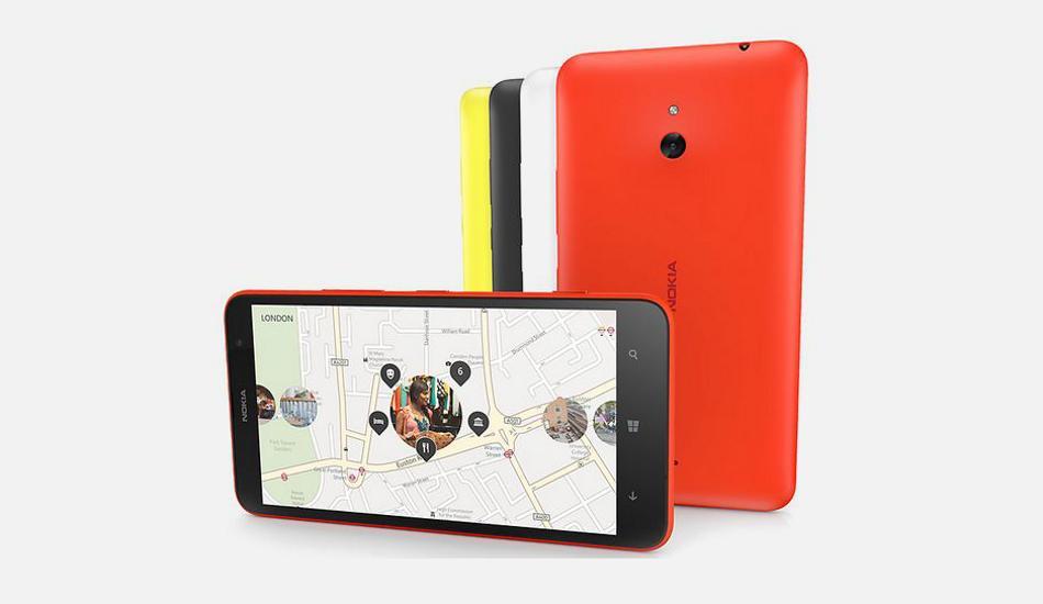 First cut: Nokia Lumia 1320