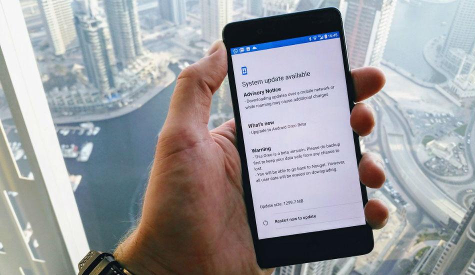 Nokia 8 to be soon upgraded to Android 8.0 Oreo