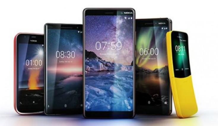 Nokia 6 (2018), Nokia 7 Plus and Nokia 8 Sirocco to launch in India today