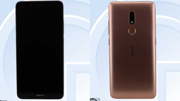 A new Nokia smartphone got certified, revealing major specs