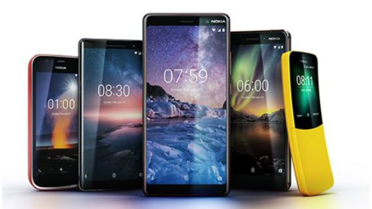 Nokia 5.1, Nokia 2.1 and Nokia 3.1 with 3GB RAM announced in India, price starts at Rs 6,999