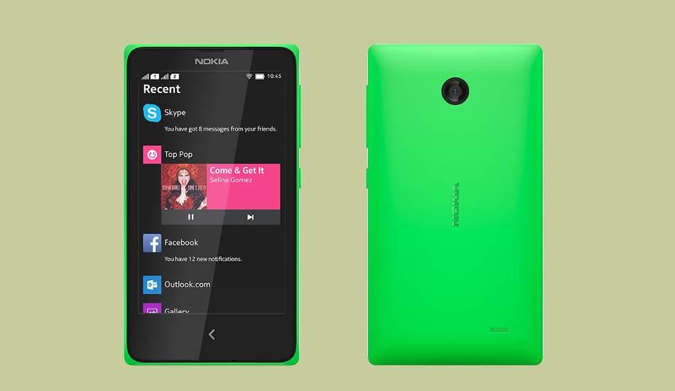 Camera Test: Nokia X Dual SIM