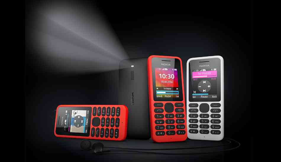 Nokia 130 launched for Rs 1,649