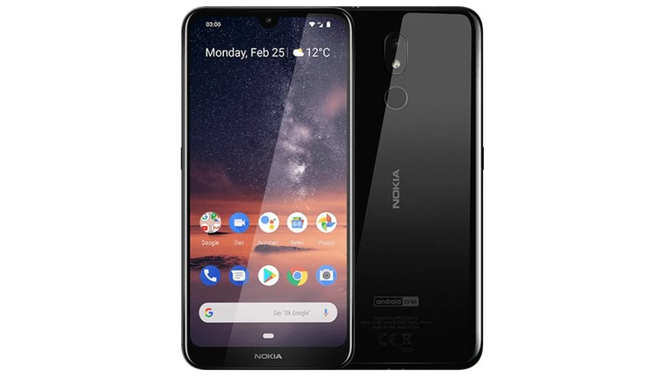 Nokia 3.2 Review: Big on Battery but Low on Performance