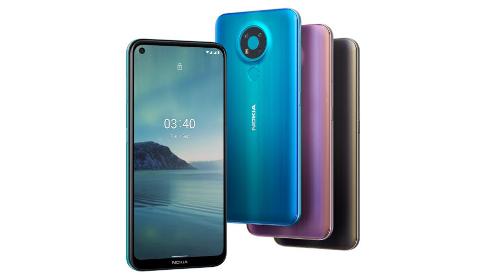 HMD Global announces Nokia 3.4 and Nokia 2.4, Nokia 8.3 5G goes on sale globally