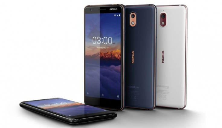 Nokia 3.1 receives update with August Android Security Patch