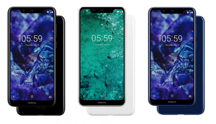 Nokia 5.1 Plus 4GB and 6GB variants launched in India