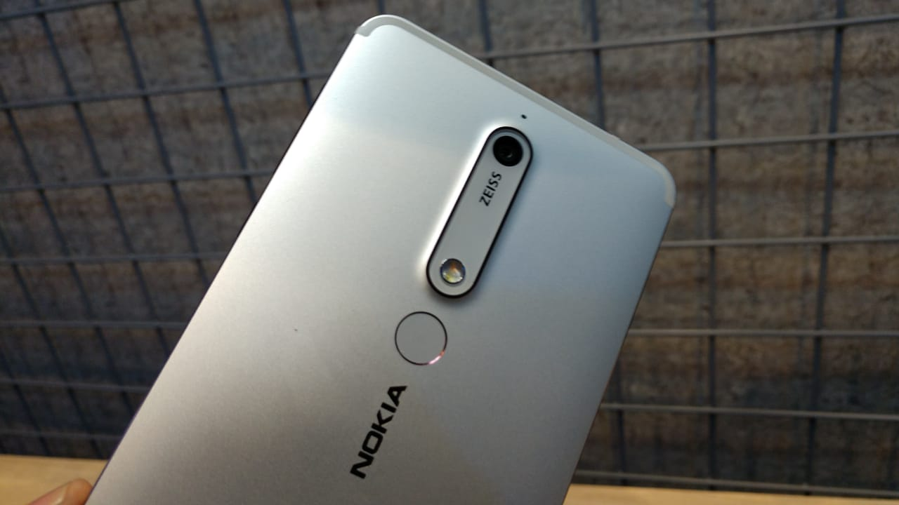 Nokia A1 Plus with in-display fingerprint sensor might launch at IFA 2018