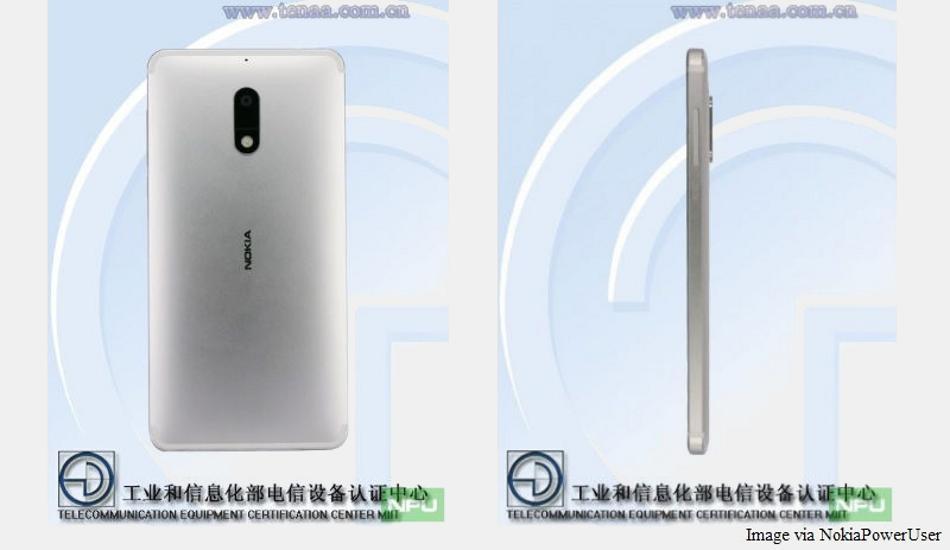 Nokia 6 global variant in works