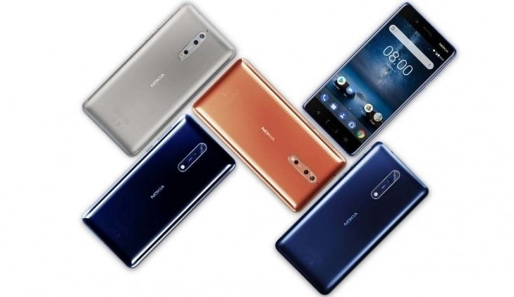 Nokia 8 starts receiving Android 9 Pie stable update