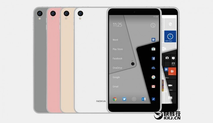 Top 5 Alternatives of Nokia 8