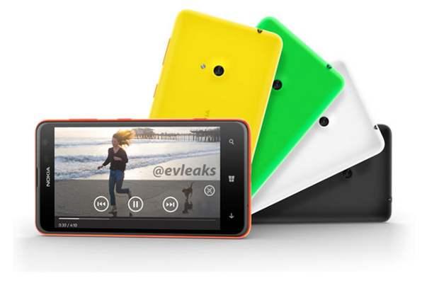 Nokia to launch Lumia 625 today