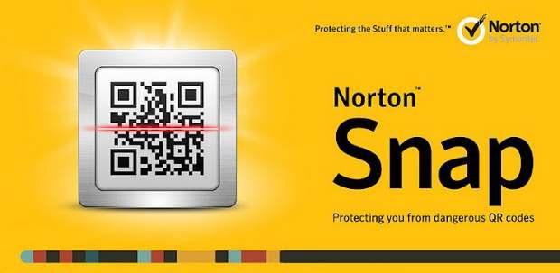 App Review: Norton Snap QR reader