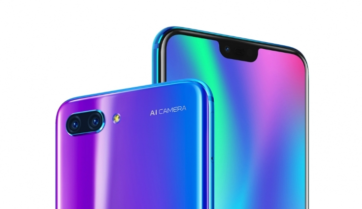 Honor Note 10 found listed on retail website ahead of launch
