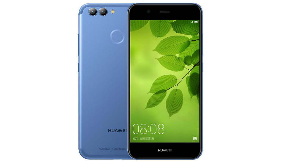 Huawei Nova 2 and Nova 2 Plus launched with dual rear camera setup and Android Nougat