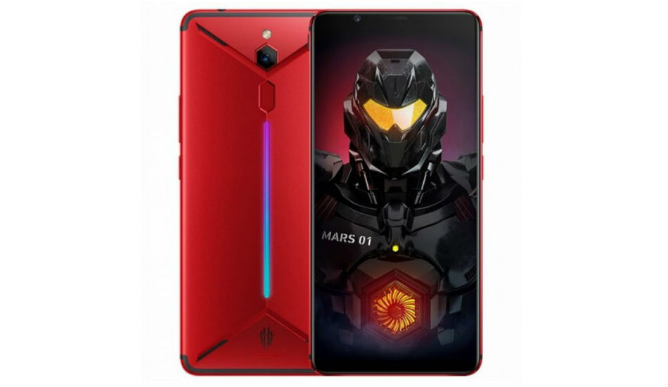 Nubia Red Magic Mars gaming smartphone launched with 10GB RAM, Snapdragon 845