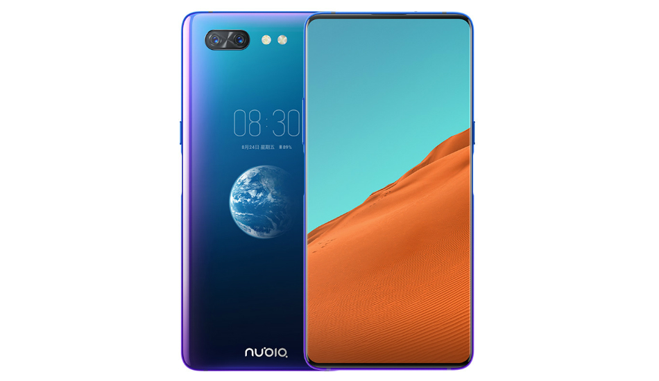 Nubia X announced with all-screen dual display, dual fingerprint scanner, dual camera