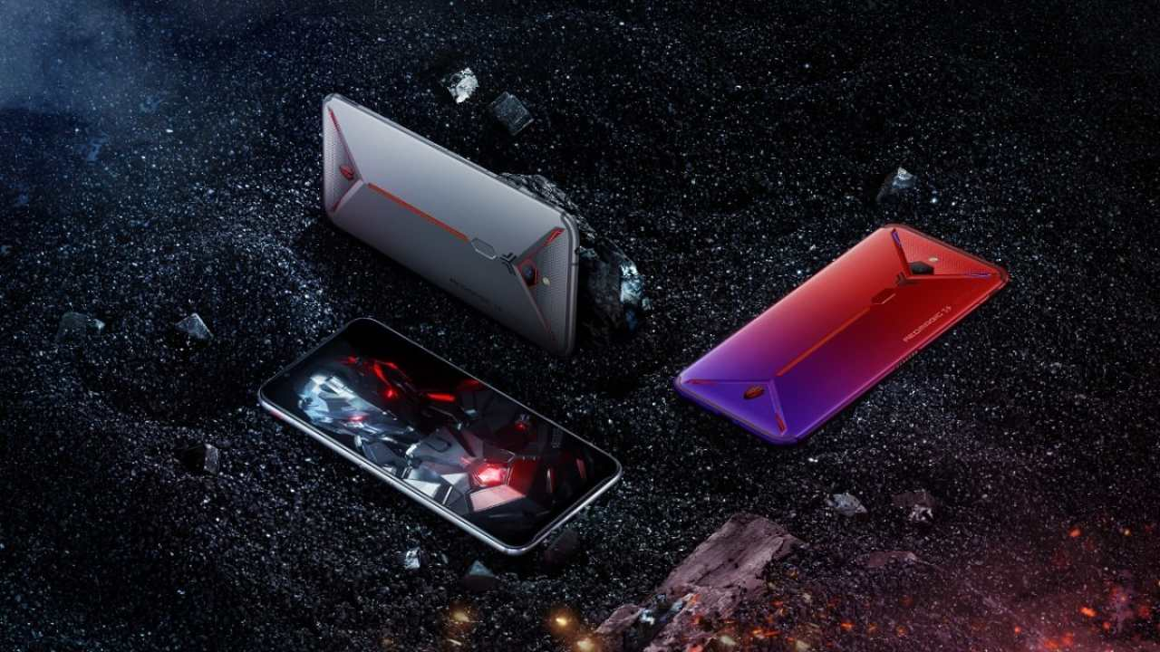 Nubia Red Magic 3S to launch in India soon