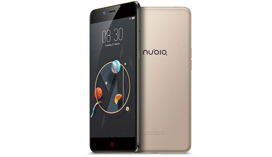 Nubia N2 with 5,000 mAh battery launching in India today