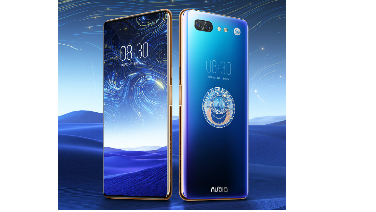 Nubia X 5G smartphone with Snapdragon 855 chipset announced