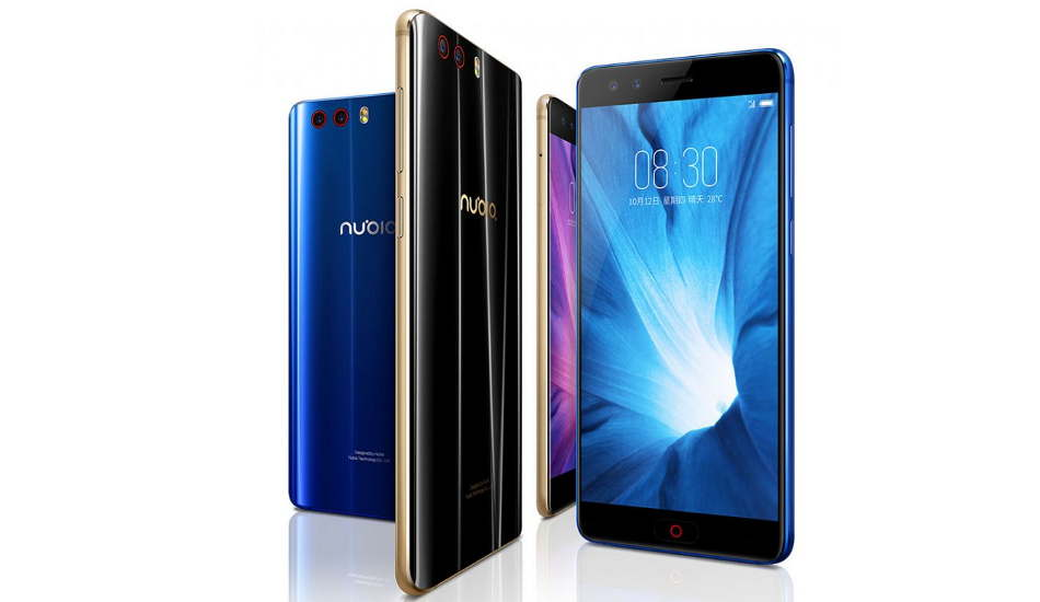 Nubia Z17 miniS announced with 6GB RAM, dual rear and front camera setup