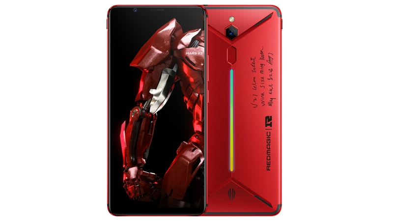 Nubia Red Magic Mars RNG Edition launched in China