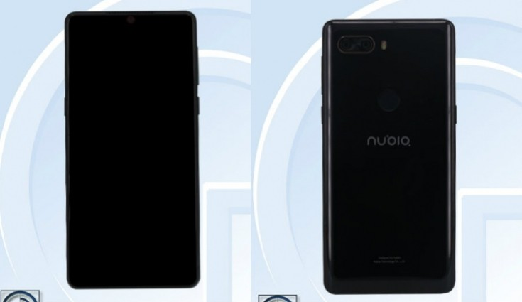 Nubia Z18 teased to be launched on September 5