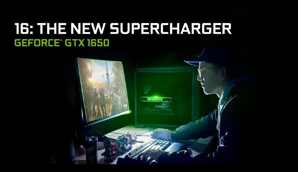 Nvidia GeForce GTX 1650 desktop, 1660Ti mobile GPUs announced, starts at Rs 12,999