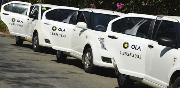 OLA cabs go smarter with smartphone based tracking
