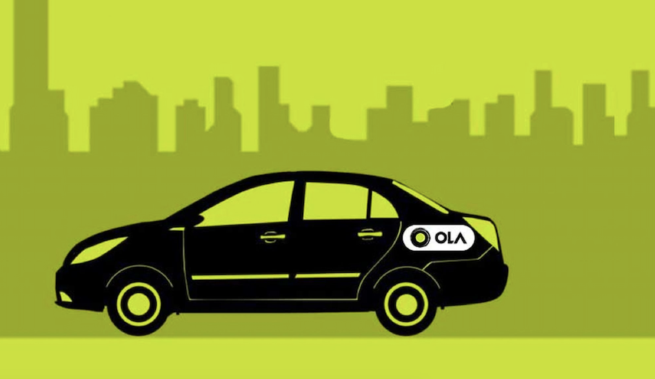 Ola introduces Ola Drive self driving service to rival ZoomCar