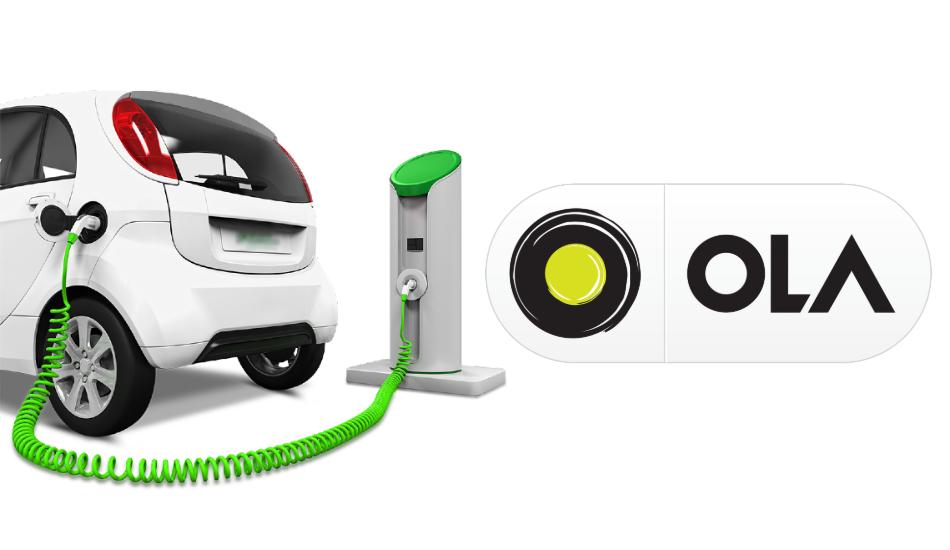 Ratan Tata backs Ola's Electric initiative
