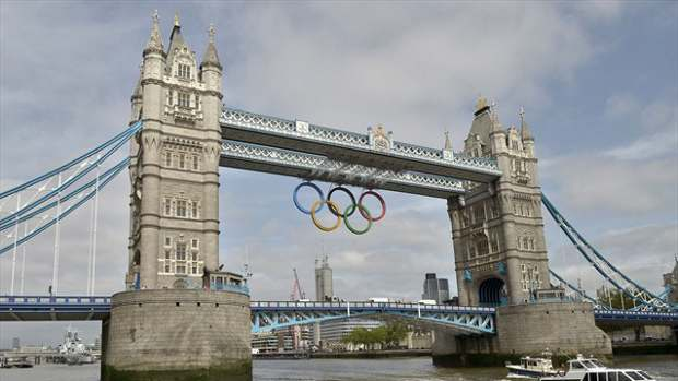 Mobile apps for 2012 London Olympics