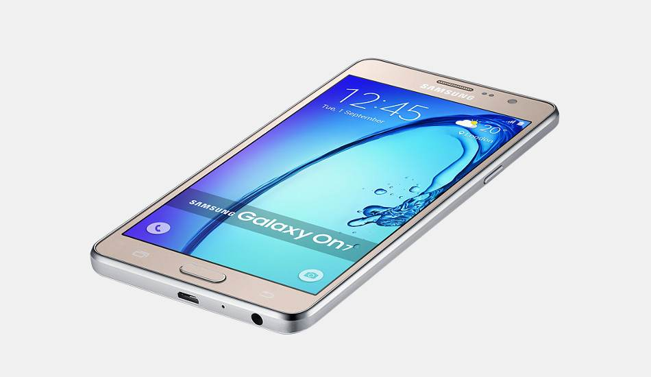 Samsung Galaxy On7 (2016) with 3300 mAh battery gets FCC certification