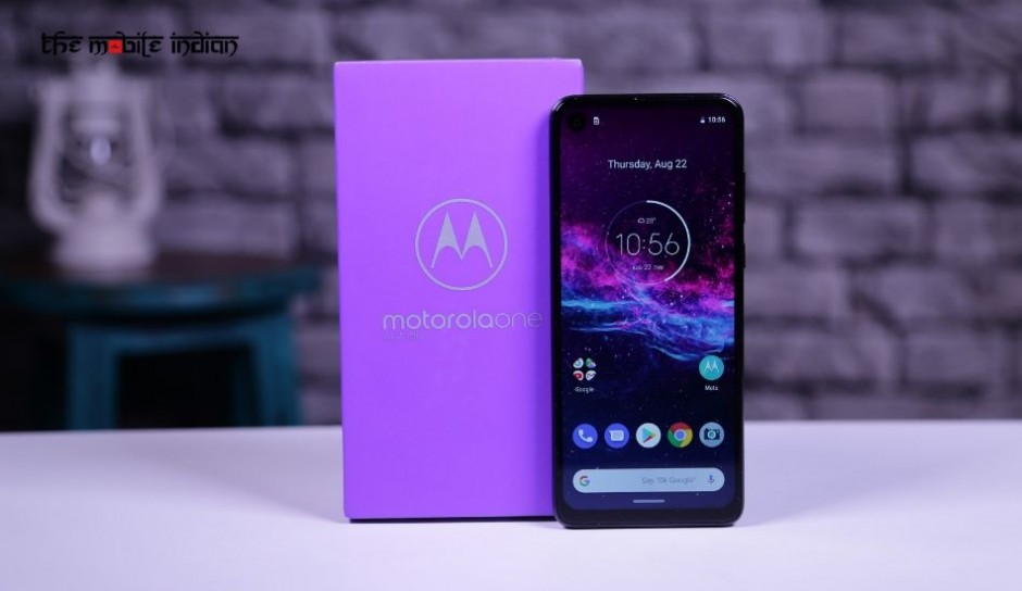 Motorola One Action goes on open sale in India