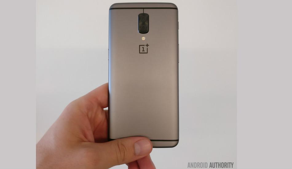 OnePlus 5 prototype leak confirms vertical dual-camera setup